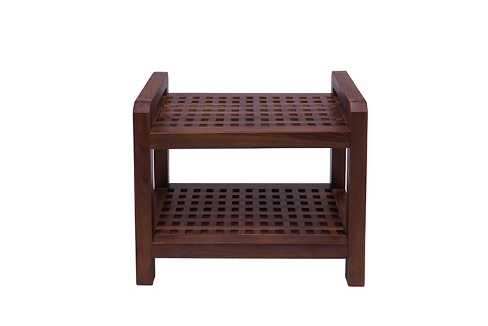 2 Tier Table\Bench With Handles